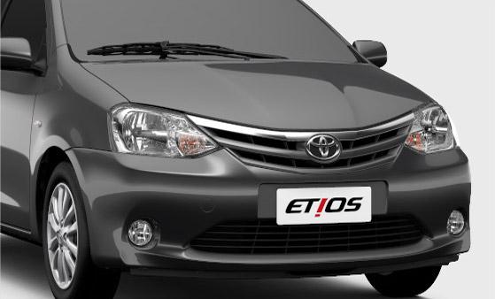 auto Toyota Etios Sedan 2013