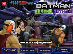 Jugar Batman en Gotham
