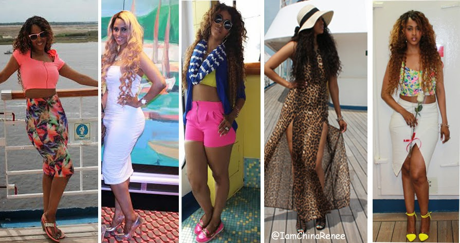 Outfits To Wear On Cruise