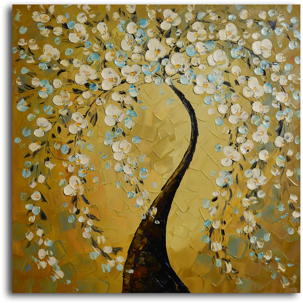 Kari LikeLikes: Pretty Wall Art Paintings & Carvings
