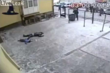 Video Ngeri Kejadian Pembunuhan Di Turki