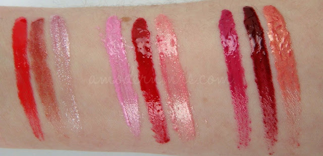 Jesse's Girl Liquid Glass Lip Gloss Collection Review, Photos, Swatches — A Modern Mrs.