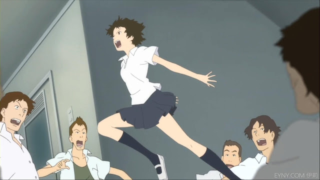 跳躍吧!時空少女 The Girl Who Leapt Through Time