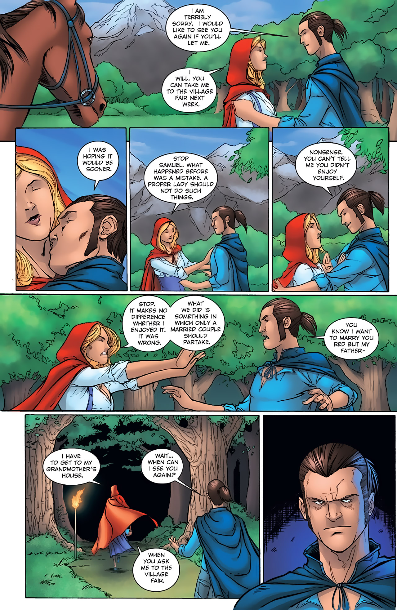 Grimm Fairy Tales (2005) Issue #1 #4 - English 7