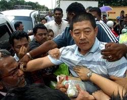 khoo tee yam - Datuk Seri Ditahan Ordinan Darurat