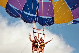 cheap vacation packages_parasailing