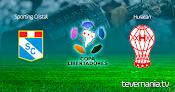 Sporting Cristal vs Huracan en Vivo - Copa Libertadores