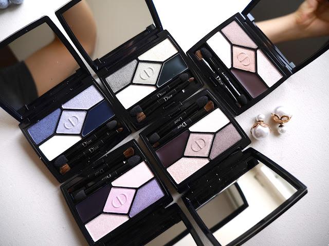 Dior 5 Couleurs Designer Palettes
