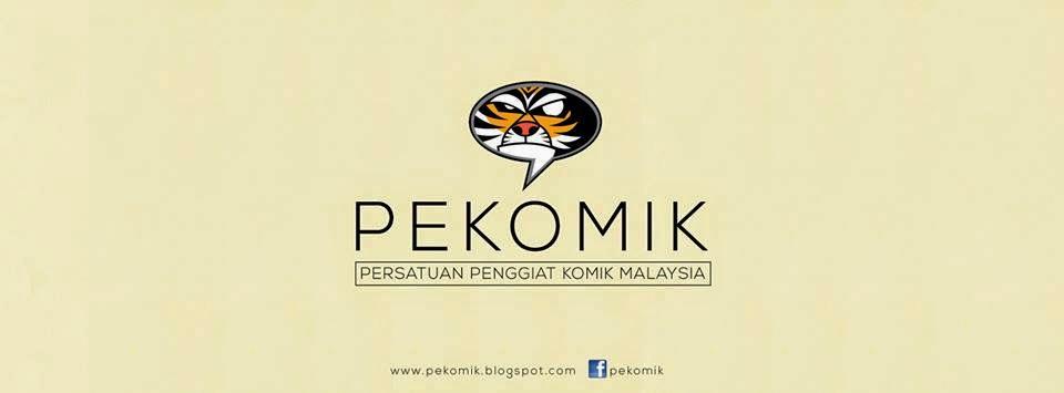 PEKOMIK: Persatuan Penggiat Komik Malaysia (MALAYSIAN COMIC ACTIVIST ASSOCIATION)