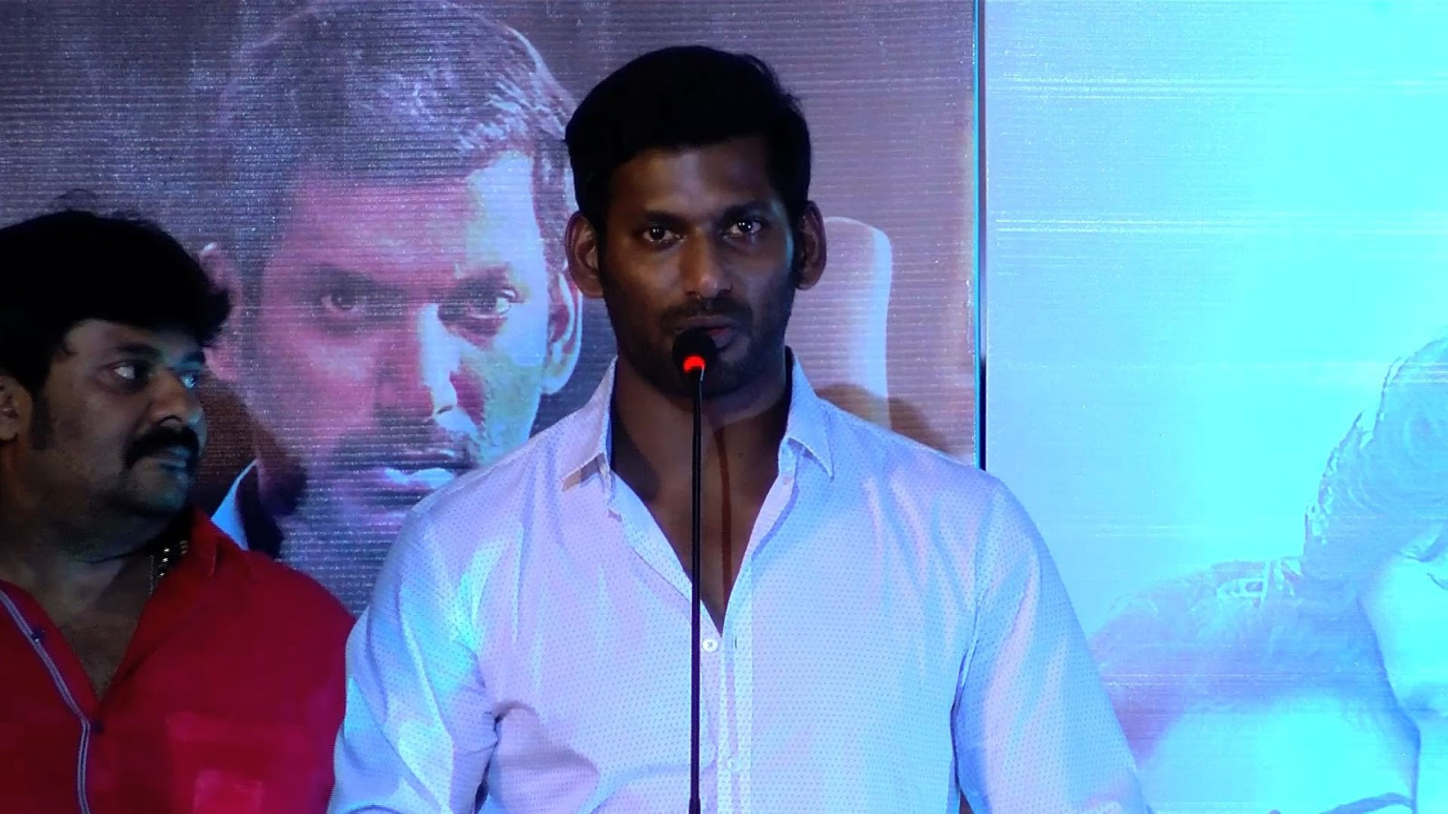 Vishal Says Paayum Puli Audio Launch