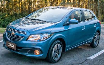 Novo Chevrolet Onix 2015 2016