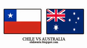 Prediksi Head to Head Chile vs Australia