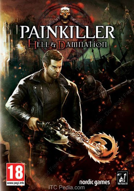 Painkiller Hell and Damnation Update 4 to 7 incl. DLC - SKIDROW