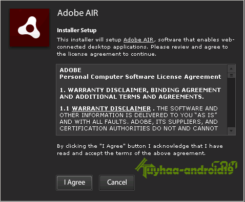 Adobe Air terbaru offline