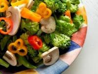 os beneficios dos alimentos funcionais como as verduras...