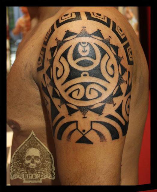 Maori Tattoos
