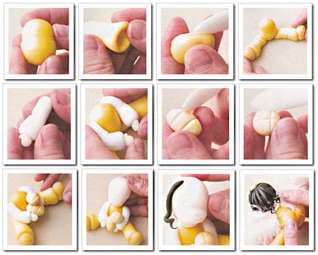 Souvenirs infantiles porcelana fría angelitos primera comunión.