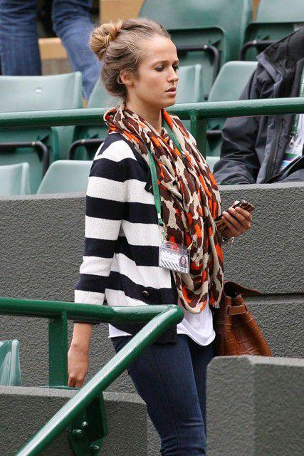 Photos of Andy Murray's Girlfriend Kim Sears