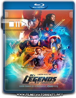 Legends of Tomorrow 2ª Temporada Torrent