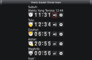 Waktu Ibadah Sholat Islam v1.8.7