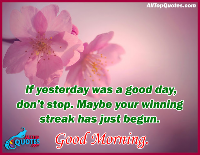 Life Success Quotes and Good Morning Wishes - All Top Quotes ...