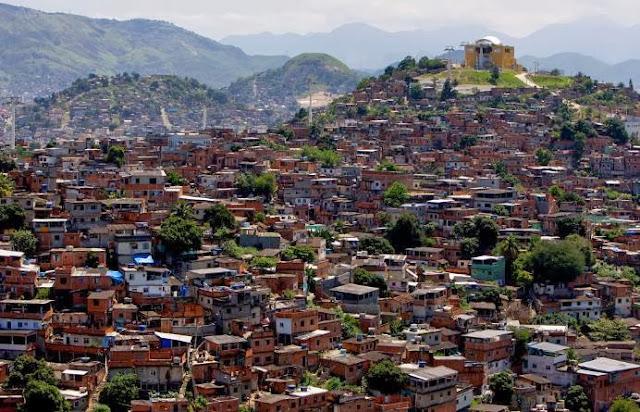 Dicas de turismo Rio de Janeiro Complexo do Alemão