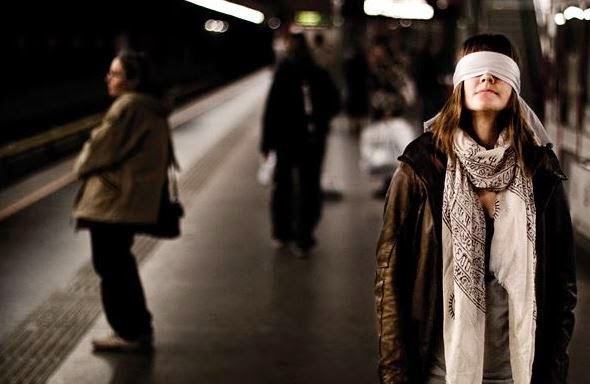 Karanlıkta Diyalog Gayrettepe Metro
