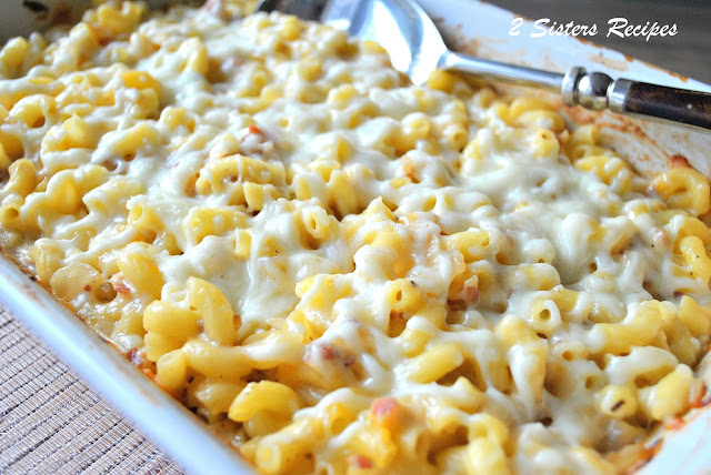 ... Anna and Liz: Macaroni and Cheese with Pancetta and Caramelized Onions