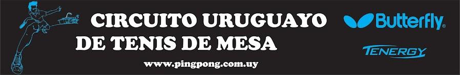 pingpong Uruguay