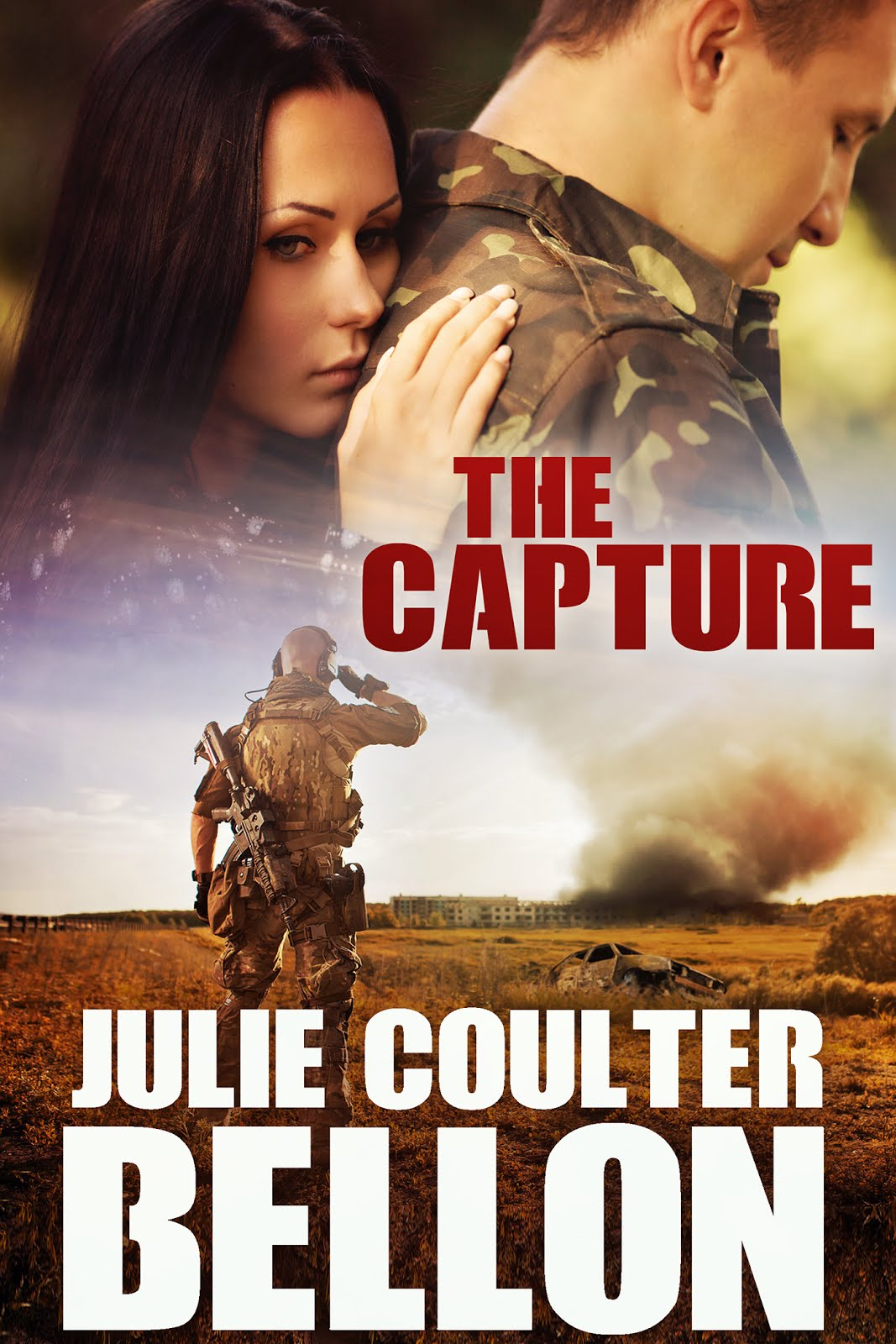 The Capture (Coming May 2017!)