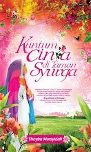 Novel Pertamaku (KUNTUM CINTA DI TAMAN SYURGA)