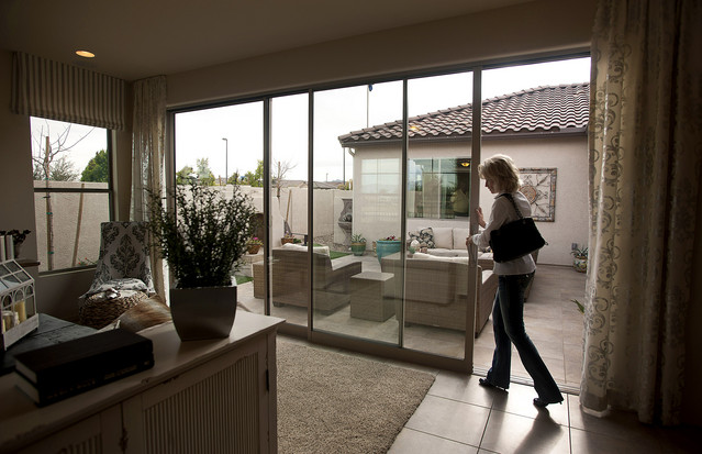 Darren 39 s rides arizona sliding door for Residential sliding doors