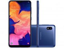 Smartphone Samsung Galaxy A10 32GB Azul 4G