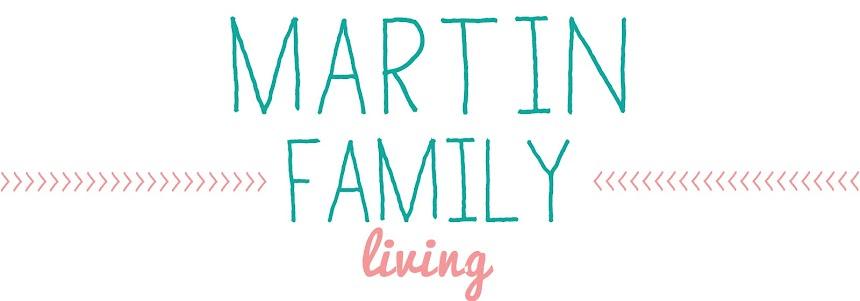 :: martin family living ::