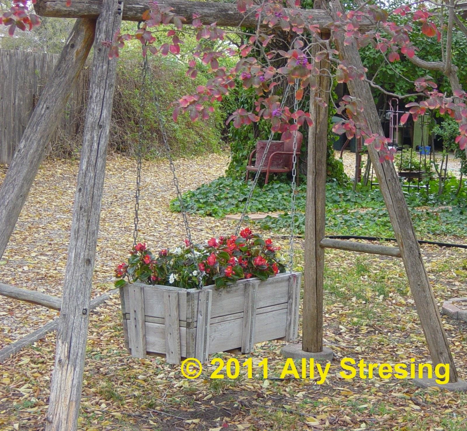Garden Ally Garden Junk