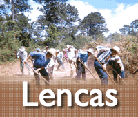 Grupo Étnico los Lencas