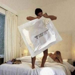 Pemakaian Kondom