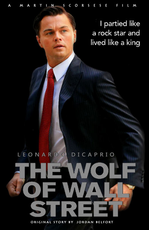 The Wolf Of Wall Street Movie Film - Sinopsis