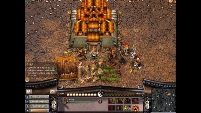Battle Realms PC Games Screenshots
