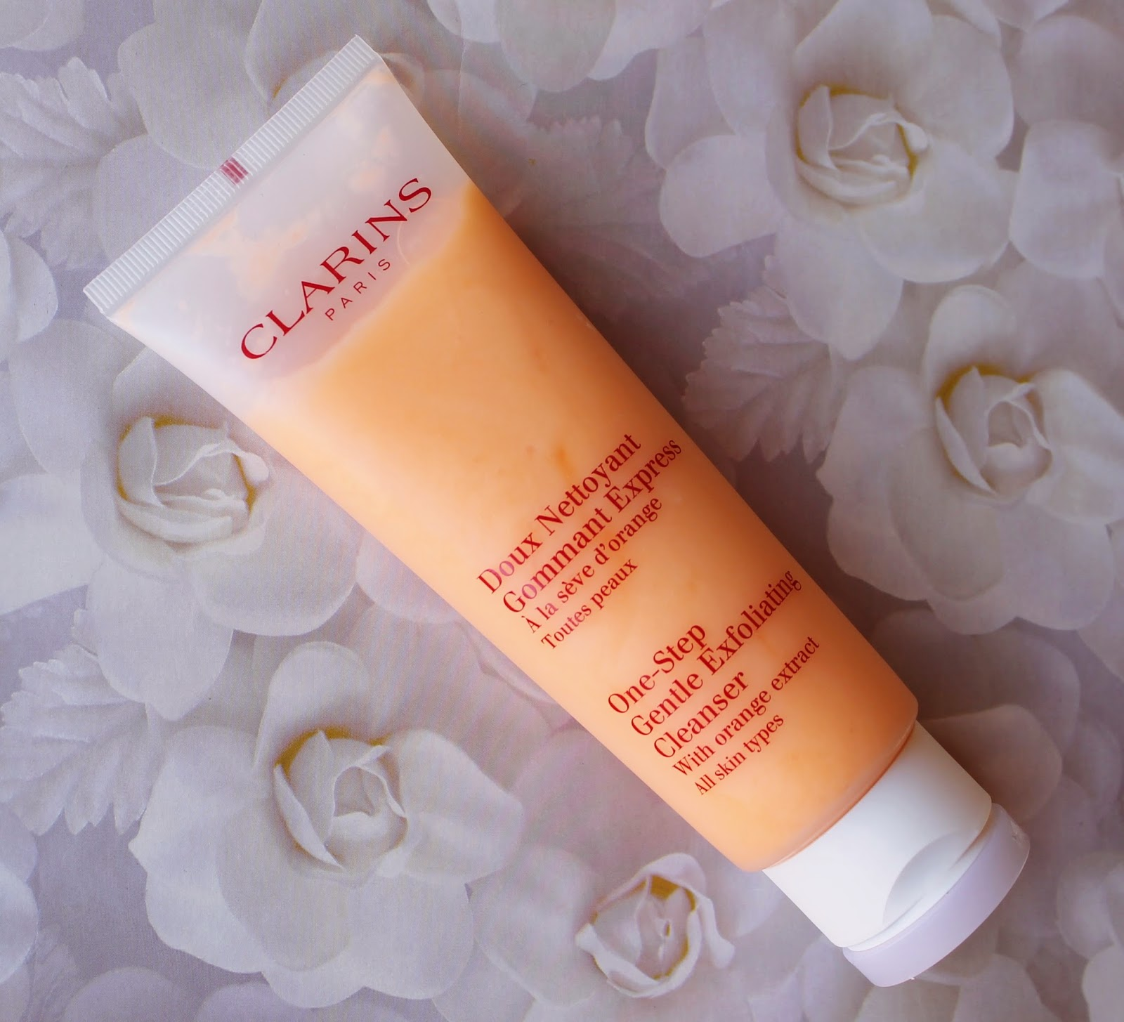 Clarins gommage