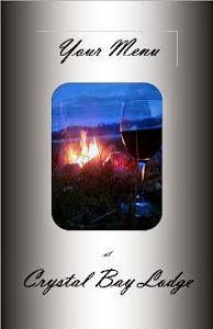 Crystal Bay Lodge Cookbook