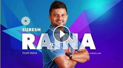 Suresh-Raina-75-Runs-WARMUP-IND-vs-AFG-CWC15
