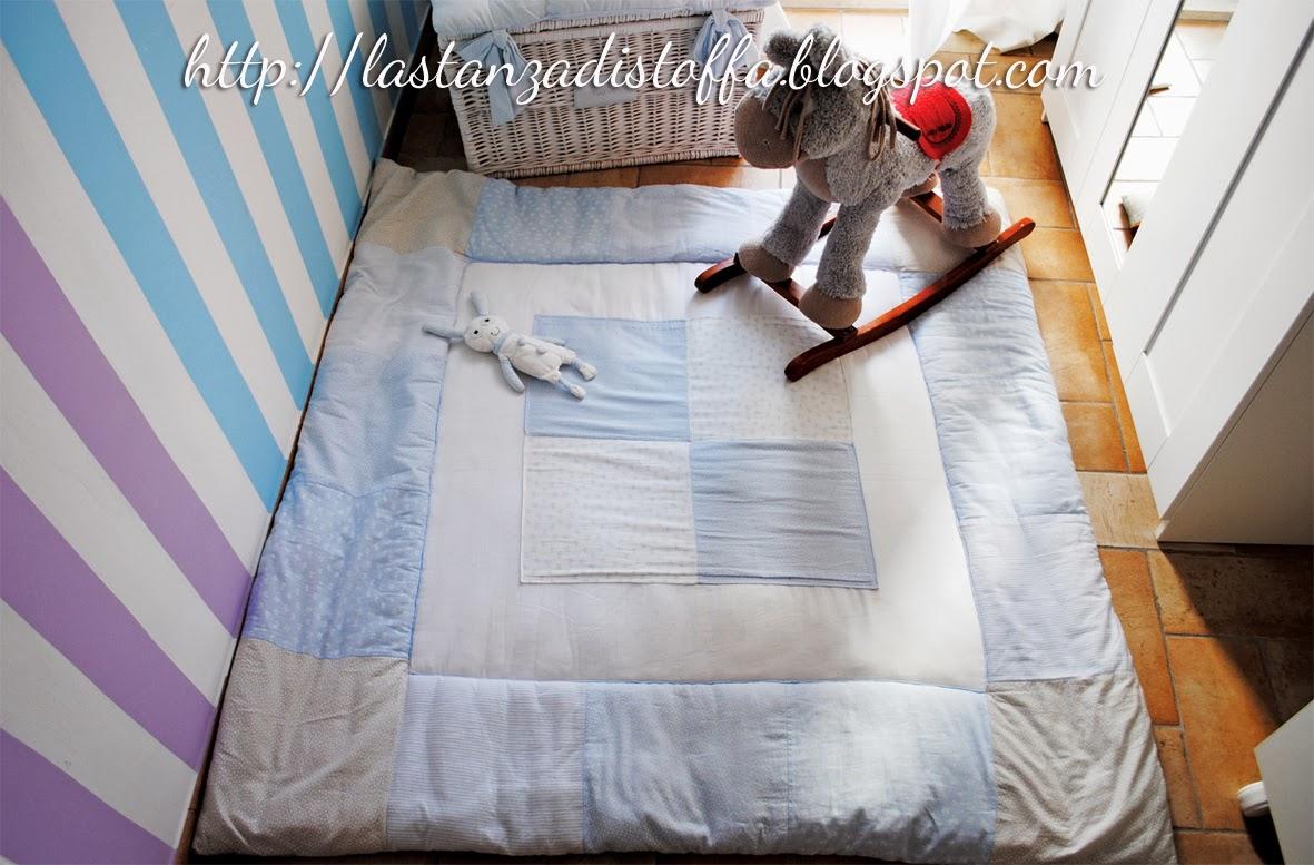 Tappeto Morbido Per Gattonare : Il tappeto gioco