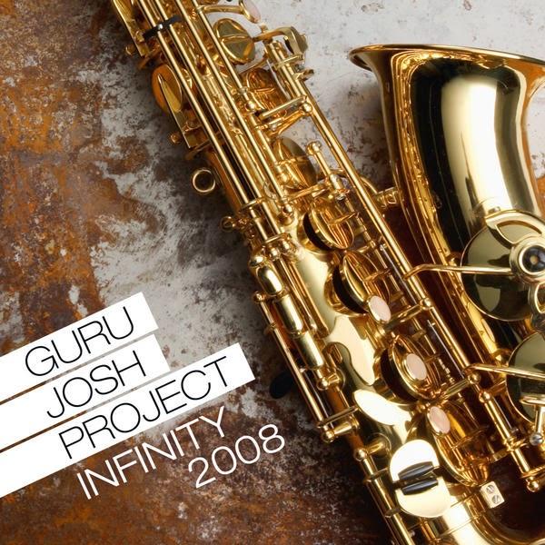 Guru Josh Project - Infinity 2008 - EP Cover