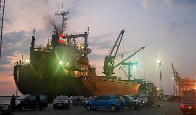 Wisata Pelabuhan Tanjung Mas Semarang
