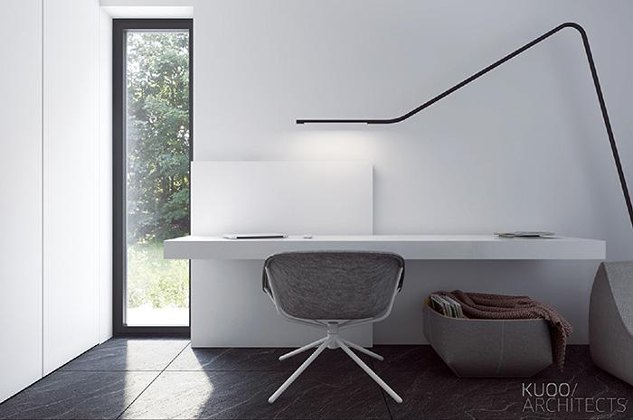 Minimalistische hause kuoo architekten frisch mobel - Minimalistische mobel ...