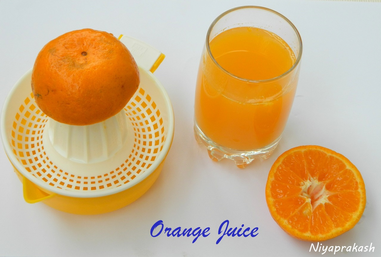 Orange Juicer For Orange Juice ~ Niya s world orange juice