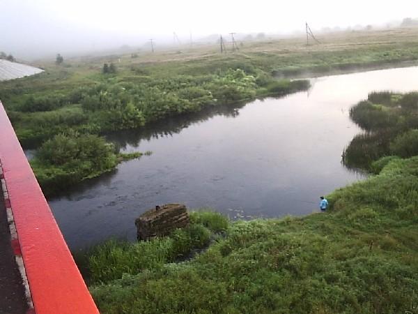 рыбалка на реке вопь смоленская обл видео