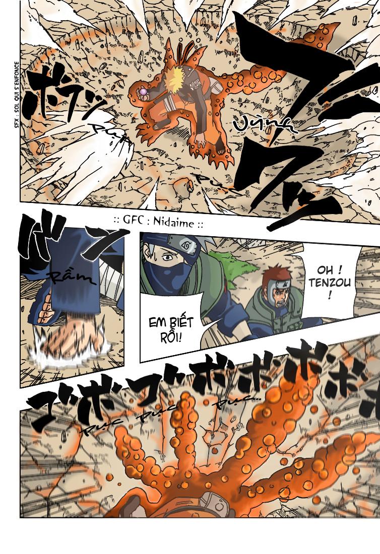 Naruto chap 322.Color Trang 10 - Mangak.info