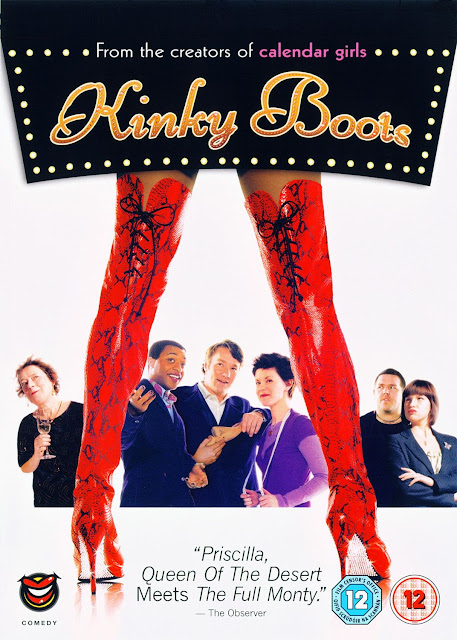 Vagebond 39 s movie screenshots kinky boots 2005 for Who wrote kinky boots
